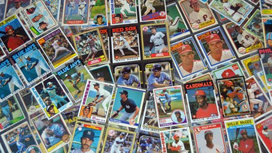 How to Start Collecting Baseball Cards