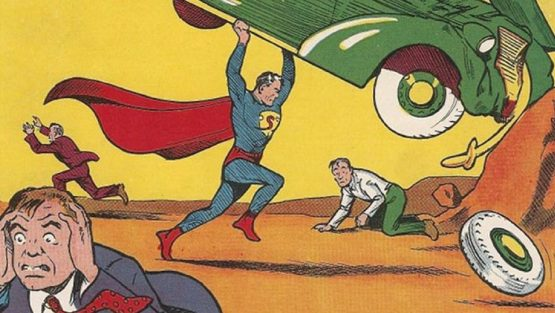 Action Comics #1: The First Appearance of Superman