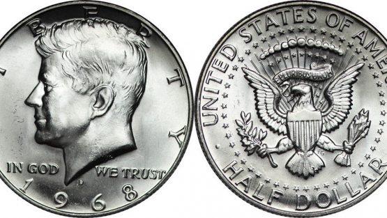 The Origins of the Kennedy Half Dollar