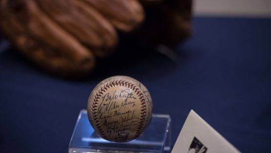 Baseball Signed by Babe Ruth Sets a Massive Sales Record