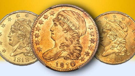 Heritage US Coins Signature Auction Brings in Several Six-Figure Sales