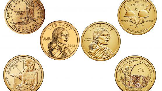 The Sacagawea Dollar
