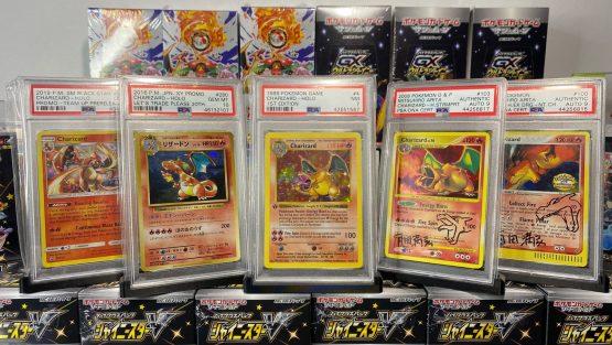 Full 1999 Pokémon Card Set Reaches Six Figures at Auction
