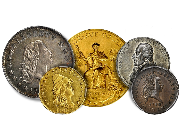 Gold Coin from 1787 Brings in Nearly $10 Million at Auction
