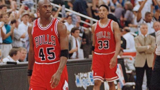 Michael Jordan College Jersey Fetches Six Figures
