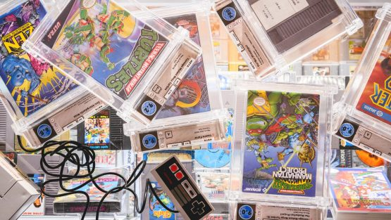 You Can Make Crazy Money by Selling Collectible Vintage Toys and Video Games