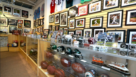 Did You Know That There Is a Market for Sports Memorabilia?