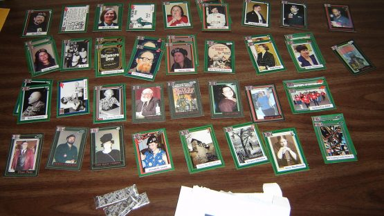 You Can Sell Your Personal Collection of Non-Sports Memorabilia Today!